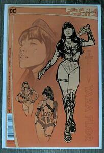 Future State Wonder Woman #1 2nd Print Variant 1st Yara Flor Caipora DC 2021