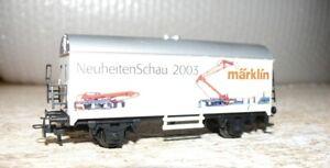 C20  Märklin SoMo Neuheiten Schau 2003