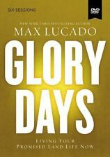 Glory Days Video Study: Living Your Promised Land Life Now (DVD Video)
