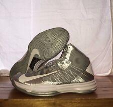 NEW Nike Hyperdunk 2012 Silver/White/Platinum (Men's Size 13)