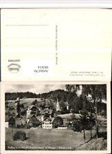 482614,Schönmünzach im Murgtal Schwarzwald Teilansicht Kapelle