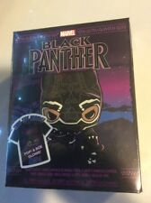 NEW & SEALED Black Panther Funko Pop & Size LARGE T Shirt Target Exclusive