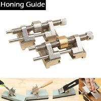 Metall Honen Guide Jig fit für Schärfung Holzmeißel Hobel Stahl Hobel Klinge Neu