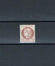 1872 Cérès  YT 51  2c gros chiffre neuf sans gomme   (11-352.14)