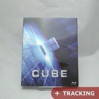 Cube .Blu-ray w/ Slipcover / Vincenzo Natali
