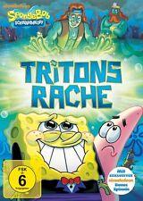 SPONGEBOB SCHWAMMKOPF: TRITONS RACHE (DVD) NEU+OVP