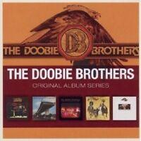 THE DOOBIE BROTHERS - ORIGINAL ALBUM SERIES 5 CD NEU
