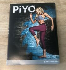PiYo Beachbody 3 Dvd Chalene Johnson gym Workout Exercise 3-Disc Set fitness