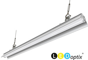 LED Arbeitsleuchte CONNECT Hallenleuchte aneinander reihbar IP 42/54 40 - 60 W