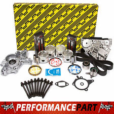 Fits: 01-02 Kia Rio 1.5L DOHC 16V Engine Rebuild Kit