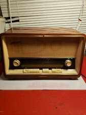 Delmonico Tube Radio,Phono ,SW  model1047 vintage  west German