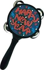 """New Years Eve Party Supplies 9"""" Tambourine"""