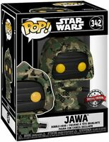 Funko Pop Star Wars Futura Jawa Target Exclusive BRAND NEW w/Pop Protector! RARE