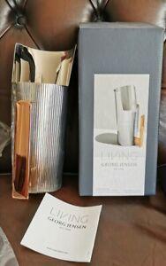 GEORG JENSEN Urkiola Living Pitcher 1 liter Brand New Vase Wine cooler