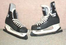 Adult Ccm Champion 2000 ice hockey skates , size 9