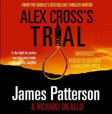 PATTERSON,J-RC 1284 ALEX CROSS`S TRIAL (CD) CD NEW