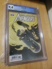 Avengers 28 2nd Print cgc 9.4 NM  1st Ghost Surfer 2020 RARE ghost Rider 🔥