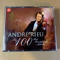 The 100 Most Beautiful Melodies volume 2(CD 2008)57 tracks like new