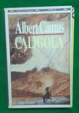 ALBERTO CAMUS - CALIGOLA - BOMPIANI