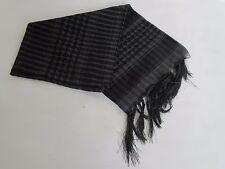 PLO Pañuelo Cuello Chal PALESTINA Shemagh Headwrap Noche Negro Mezcla