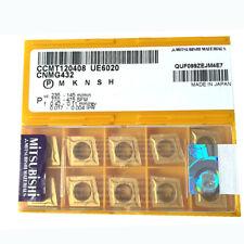 H●MITSUBISHI CCMT120408 UE6020 CCMT432 Carbide Inserts CNC.