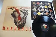 RONALD SHANNON JACKSON & THE DECODING SOCIETY. LP MAN DANCE ANTILLES AN 1008.