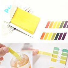 400x PH 1-14 Alkaline Litmus Paper PH test strips Urine Saliva Level Indicator