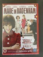 Made In Dagenham (DVD, 2011) New Sealed Free Post