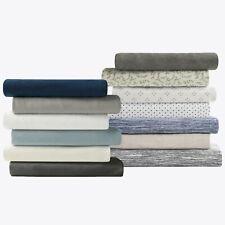 Brielle Home 100% Cotton Jersey Knit Fashion Sheet Set