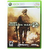 Call Of Duty: Modern Warfare 2 For Xbox 360 Very Good 0Z