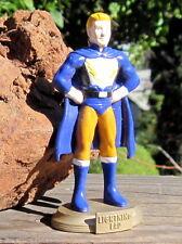 1999 DC Direct PVC DC Comics Legion of Superheroes Figure Lightning Lad on stand
