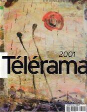 telerama n°2659 alain maneval denis laget gerard blain bill owens compey segundo