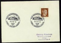 █ Allemagne n° 706 Yv. cachet WW2 BAD NIEDERBRONN Timbre Allemand Mi n° 782 █