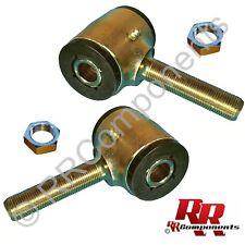 """( 2 QTY )  LH 3/4""""-16 Thread Forged Polyurethane Bushing, 5/8"""" Bore X 2.65"""" Wide"""