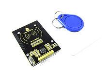 Keyestudio MFRC-522 RFID Set KS-067 IC 13.56MHz card key fob SPI Flux Workshop