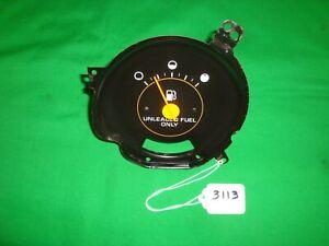 73-87 Chevy GMC Truck Gas Fuel Instrument Gauge Suburban K5 Blazer Suburban