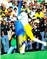Anthony Carter signed 8x10 Michigan Wolverines photo vs Notre Dame