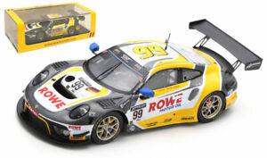 Spark SB392 Porsche 911 GT3 R #99 'Rowe Racing' 24H Spa 2020 - 1/43 Scale