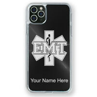 Case Compatible with iPhone 11, 11 Pro, 11 Pro Max, EMT Emergency Medical
