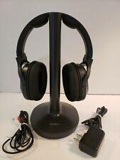 Sony RF400 Wireless Home Theater Headphones - open box new - Read Description