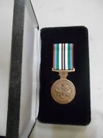 NATIONAL SERVICE 1951-1972 MEDAL NAMED IN BOX OF ISSUE
