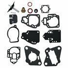 For Mercury Mariner Carburetor Rebuild Kit FITS MANY 6 8 9.9 10 15,20 & 25 HP