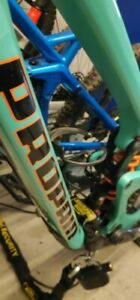 Custom Propain Tyee Spindrift Hugene Decals Logo embedded MTB 2 Colours