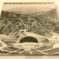 Dave Matthews Band Live At The Hollywood Bowl 9/10/18 5 LP Box RSD SEALED
