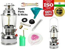 Stainless Steel Lantern Kerosene 2L Pressure Lamp Spare Part Wicks Petromax Camp