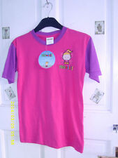 Crew Neck Stretch T-Shirts & Tops (2-16 Years) for Girls