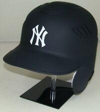 New York Yankees Matte Rawlings Coolflo Full Size Baseball Batting Helmet