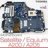 Main-Board Toshiba K000051480 Satellite Equium A200 A205 Scheda Madre S479 005