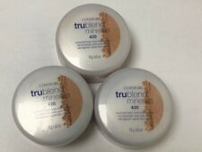 Covergirl truBlend Minerals Loose Powder 420 Honey pack of 3 .63 oz