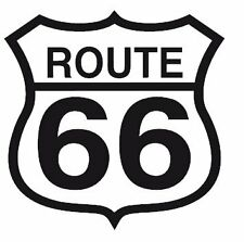 Route 66 Vinyl Decal Sticker for Car/Window/Wall
